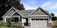 a completed Gannet home plan by Gertz Fine Homes